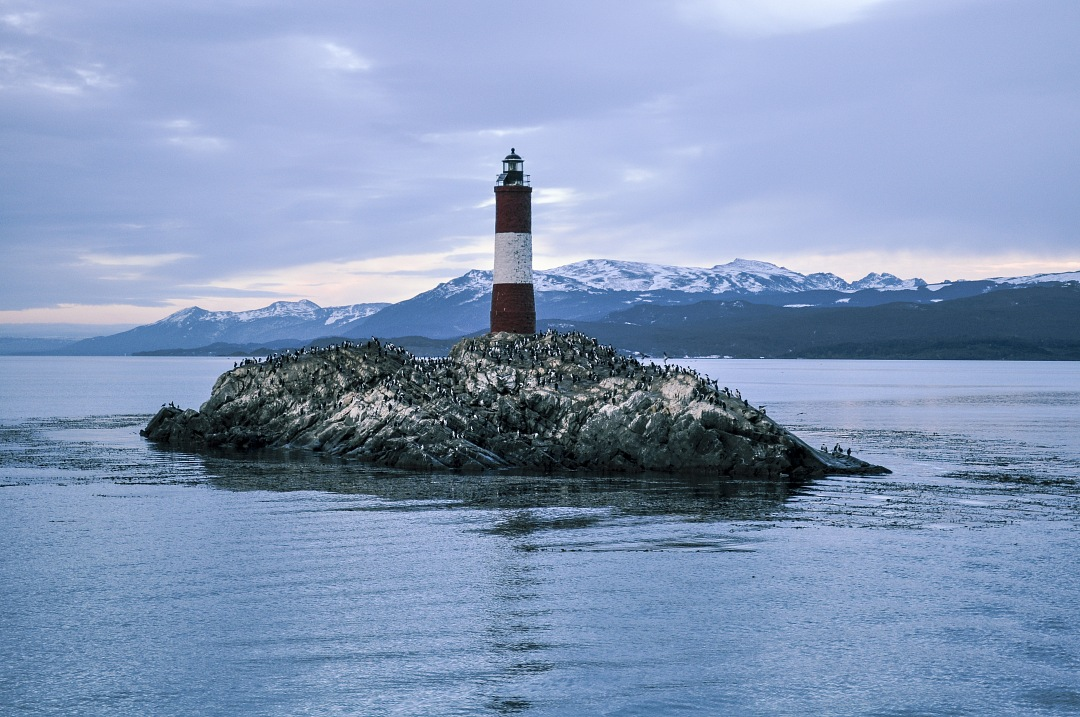 stock photos free  of Lighthouse end of the world, Usuahia, Argentina