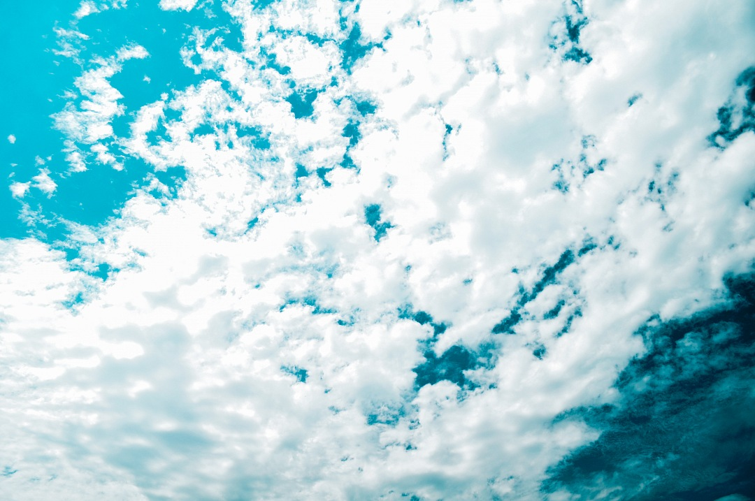 stock photos free  of blue sky background with storm cloud