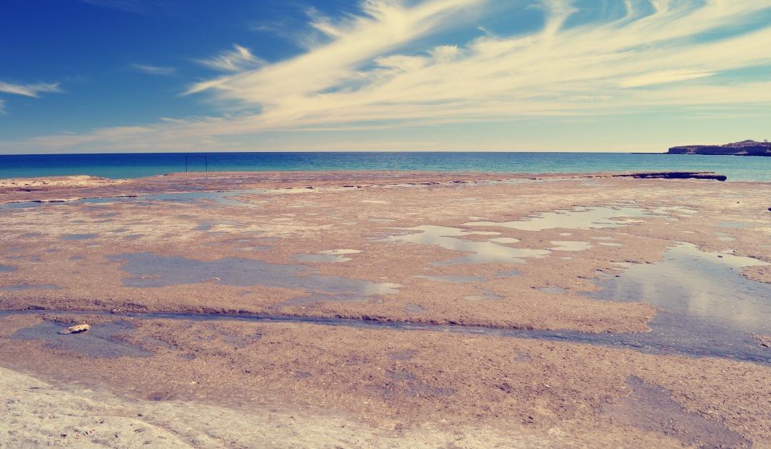 stock photos free  of Valdes Peninsula beach