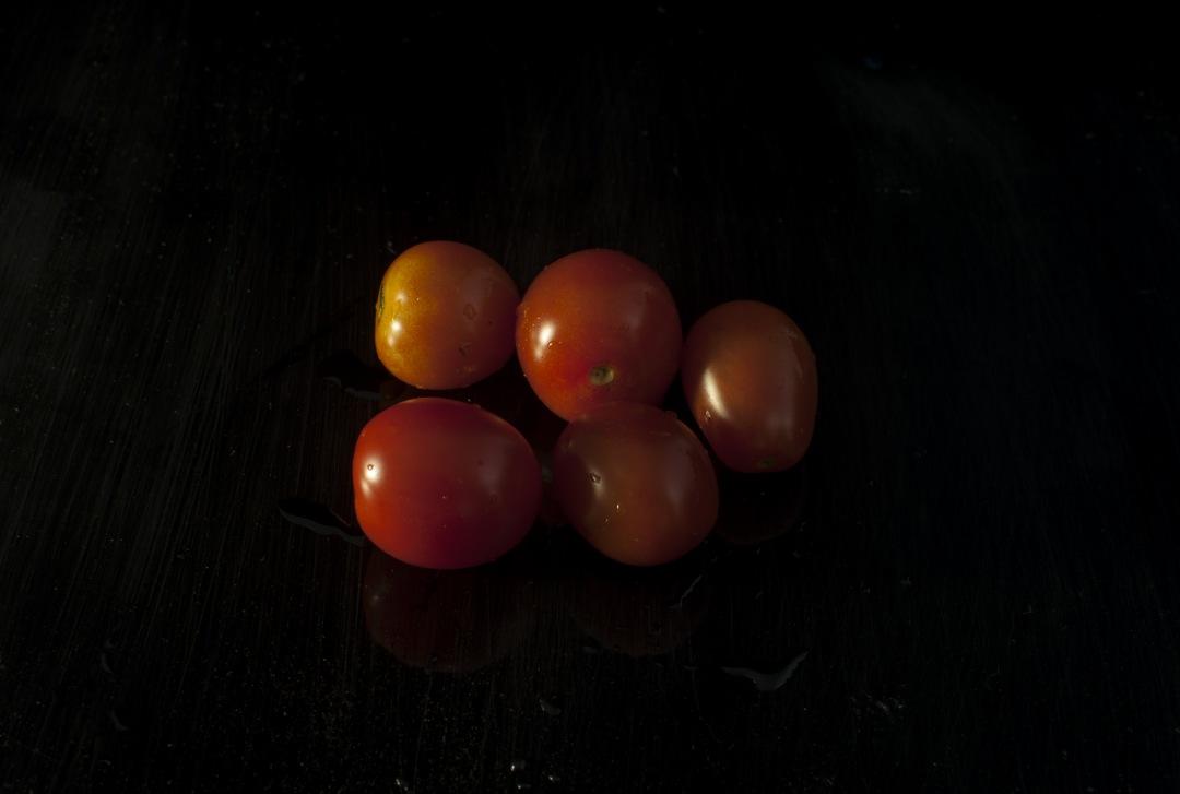 stock photos free  of Tomato cherry