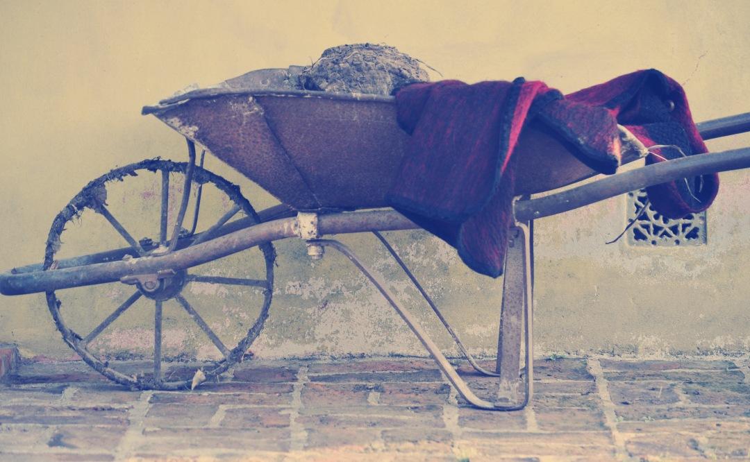 stock photos free  of wheelbarrow