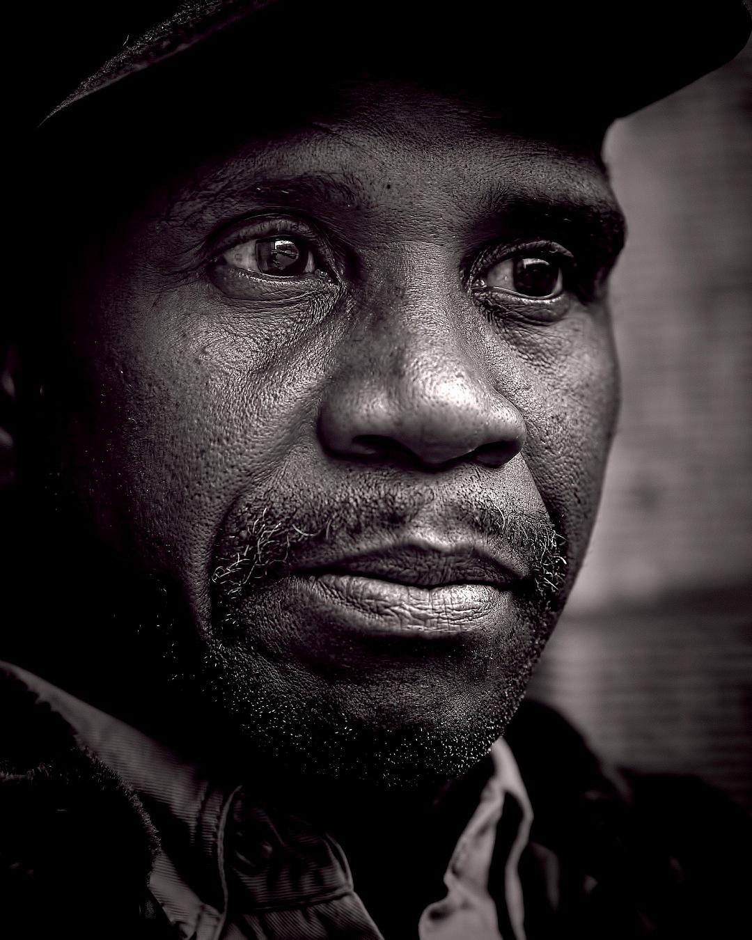 stock photos free  of portrait of black men