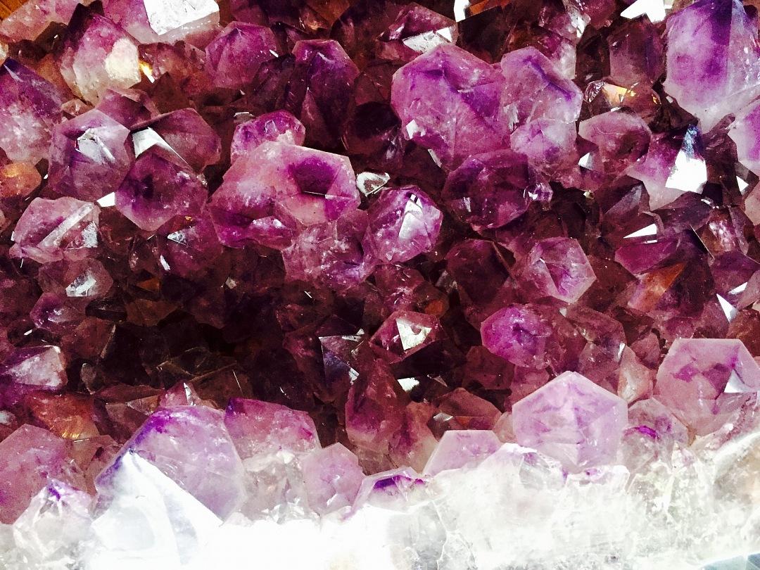 stock photos free  of Texture stone purple