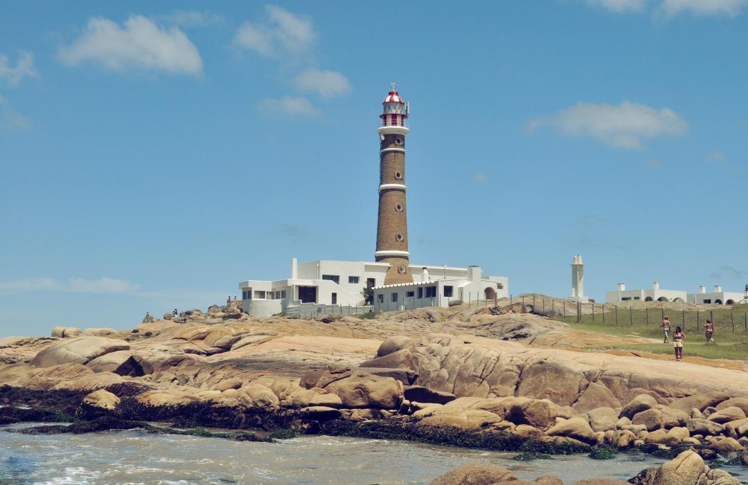 stock photos free  of Lighthouse cabo polonio rocha uruguay