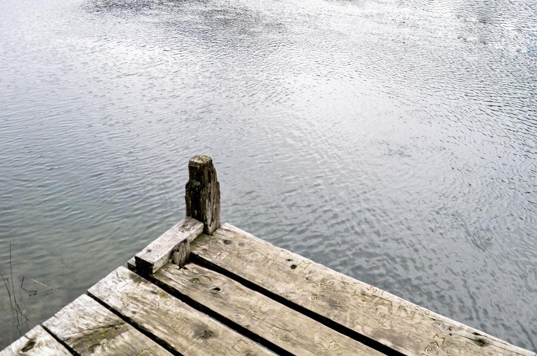 stock photos free  of dock on patagonia lake