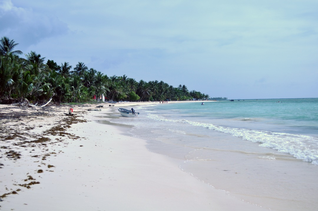 stock photos free  of Caribbean beach san andres colombia