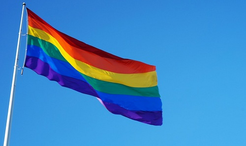 free for commercial use gay parade flag images