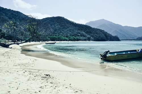 free for commercial use Tayrona breach Caribean Colombia images
