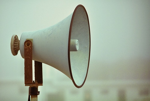 free for commercial use Vintage Megaphone alert images