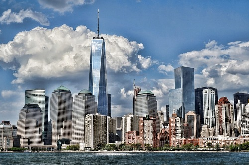 free for commercial use manhattan city buildings landscape images