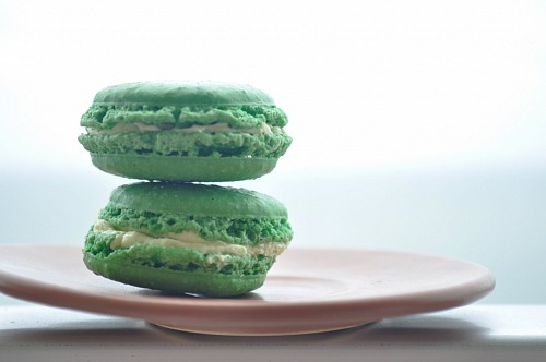 free for commercial use pistachio macaroon images