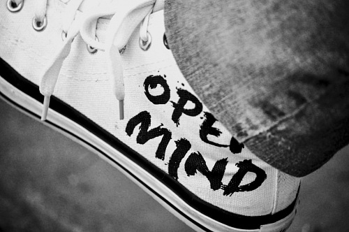 Open Mind Shoes