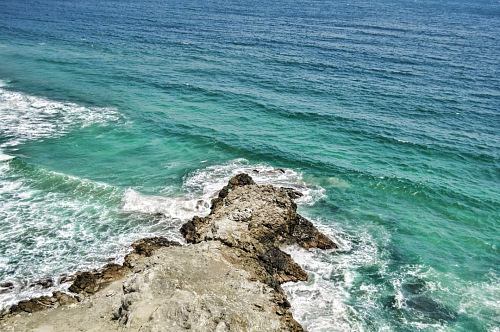 free for commercial use top view Tayrona Caribean Colombia images