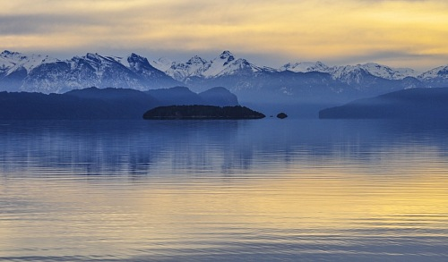 photo Nahuel Huapi Landscape Mountain with ice free for commercial use images