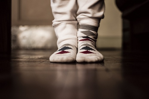 free for commercial use Child socks images