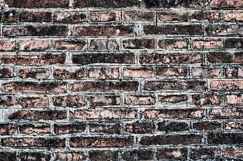 Wall bricks background