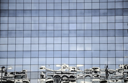 free for commercial use mirror building images