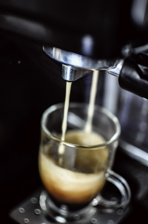 free for commercial use making espresso coffee machine images